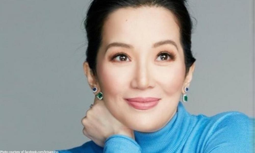 May bago bang love life? Kris tinaranta na naman mga Pinoy