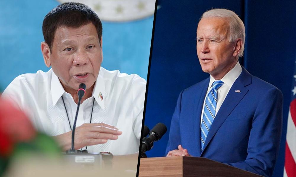 Talamak daw human rights violation! Mga US senator pinatitira si Duterte kay Biden