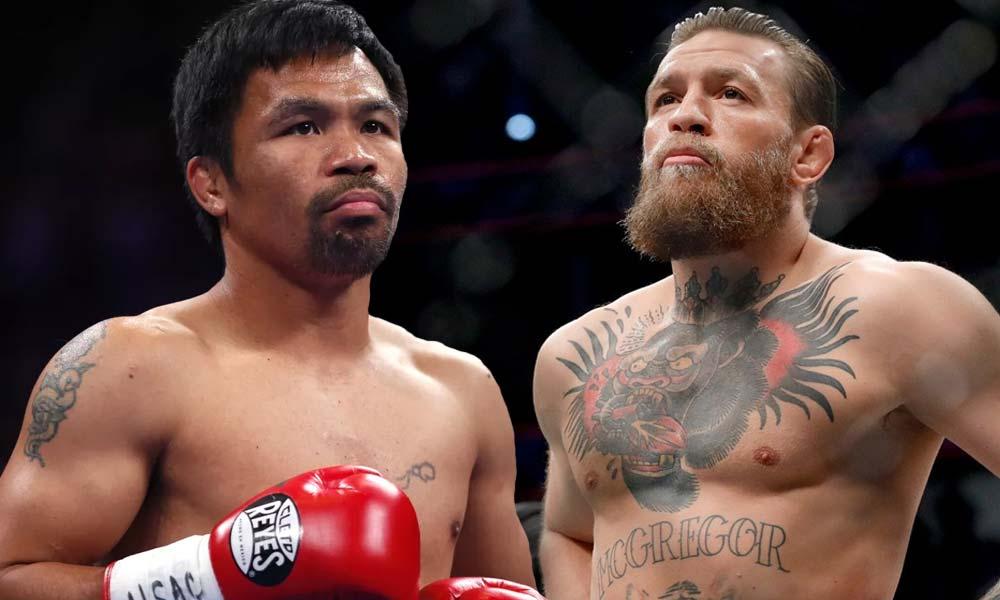 Pacquiao vs McGregor in Manila, sinusulong ng boxing fan