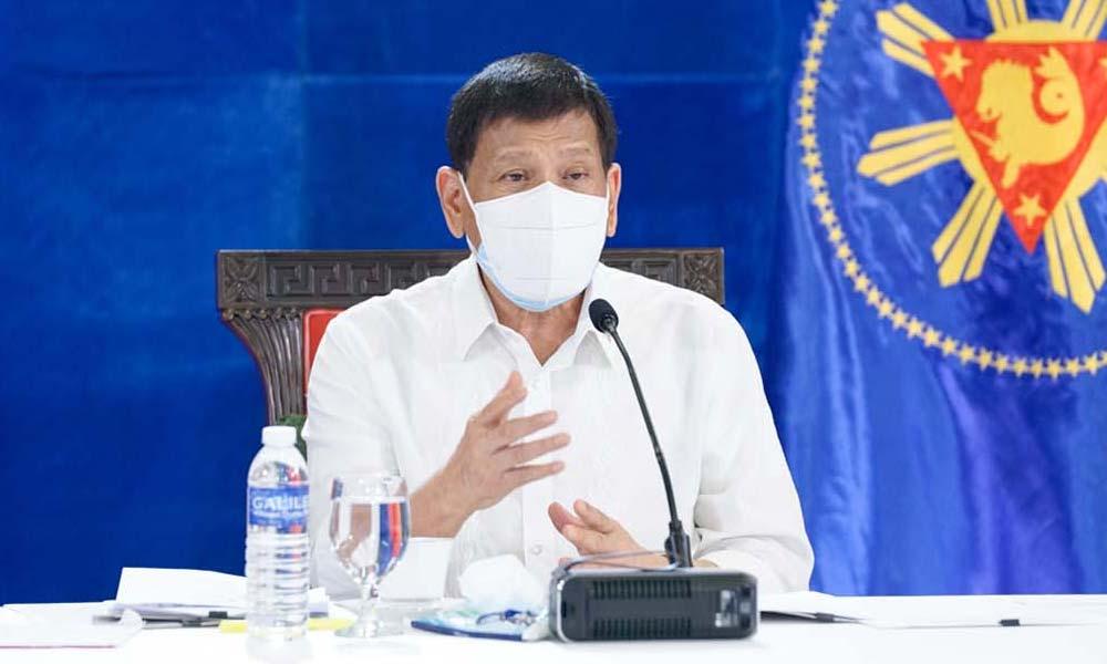 Duterte kumasa sa vice presidential race