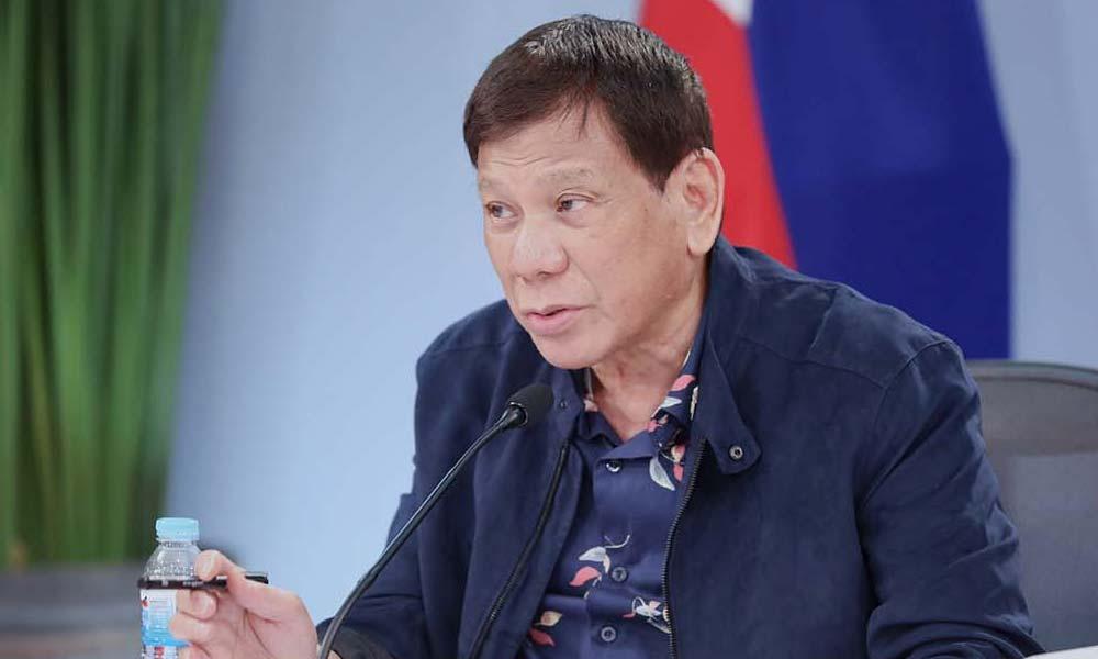 """Dick sagana raw sa talak! """"Magpapayat ka muna, medyo nalilipong ako 'pag tinitingnan kita"""" – Duterte"""