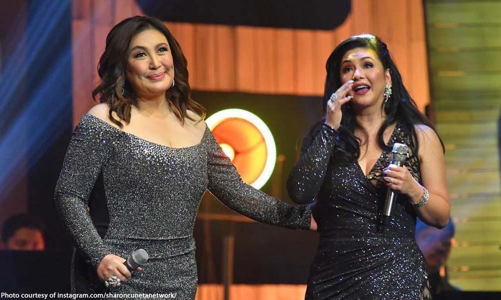 Iconic' matutuloy na next year: Sharon at Regine raratsada sa US