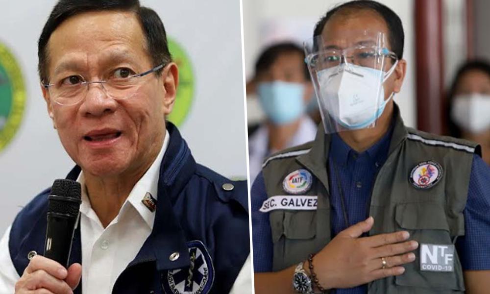 Duque, Galvez pinababalik sa Senado: Digong bilib sa 'malinis' na House probe