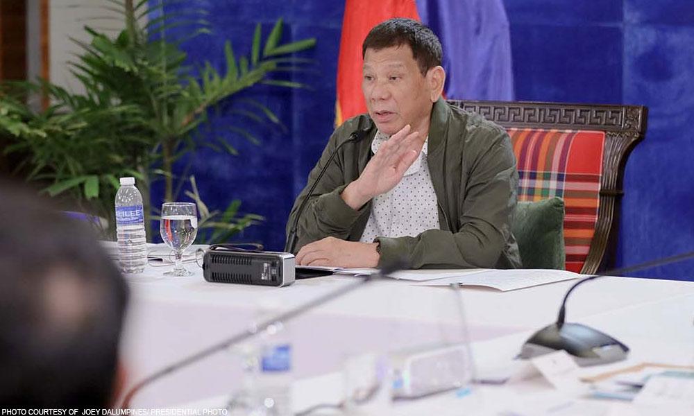 4 Chinese tumba sa drug bust: Digong humingi ng pang-unawa sa China