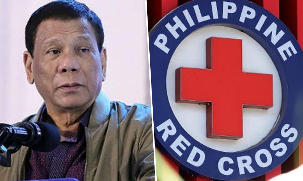 Calida pinakilos vs Gordon! 'Wala akong Red Cross na ginagatasan araw araw' – Duterte