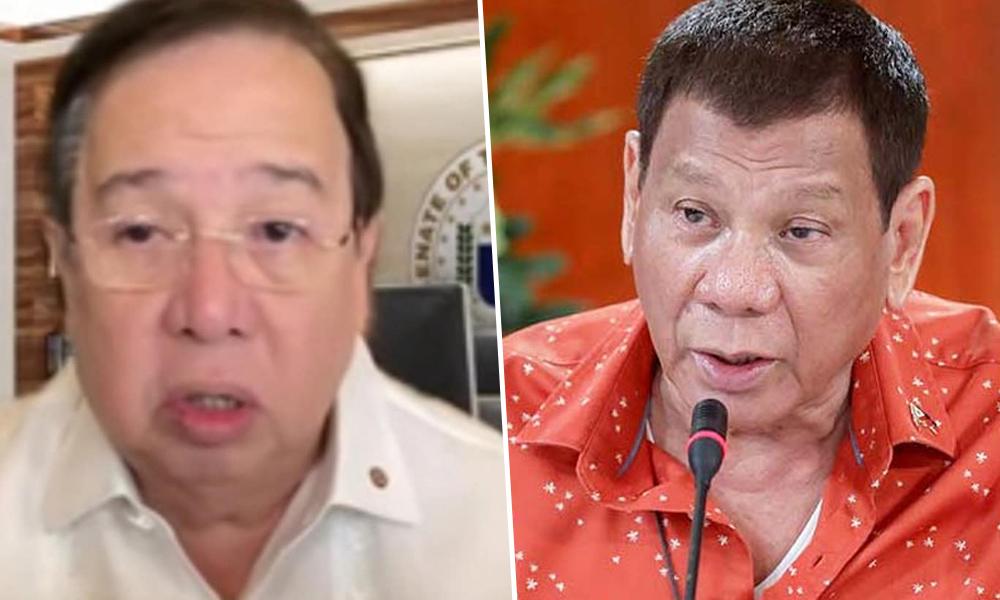 Dick inusisa sa Red Cross 'pork'! 'Tumanggap ka ba ng P88 million sa PDAF mo?' – Digong