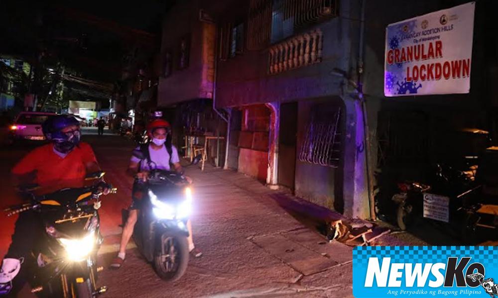 Surprise, 'di ka makakauwi! Granular lockdown walang warning – DILG