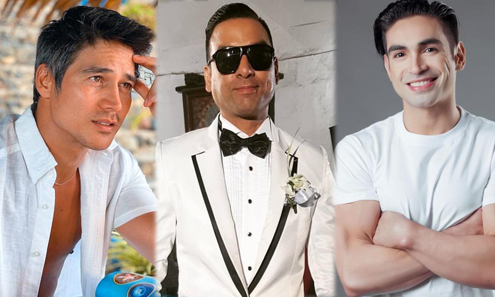 Reunion ng The Hunks with Edu: Piolo, Bernard at Carlos hindi sasamahan nina Jericho at Diether
