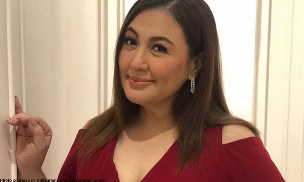 Sharon November pa lock-in taping sa 'FPJ's Ang Probinsyano'