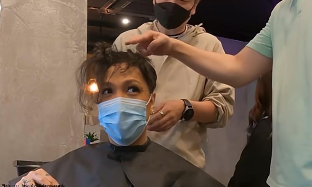 Walang wig: Vice Ganda pinakita tunay na buhok