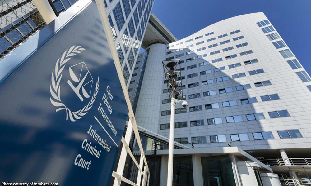 Palasyo wapakels sa ICC probe