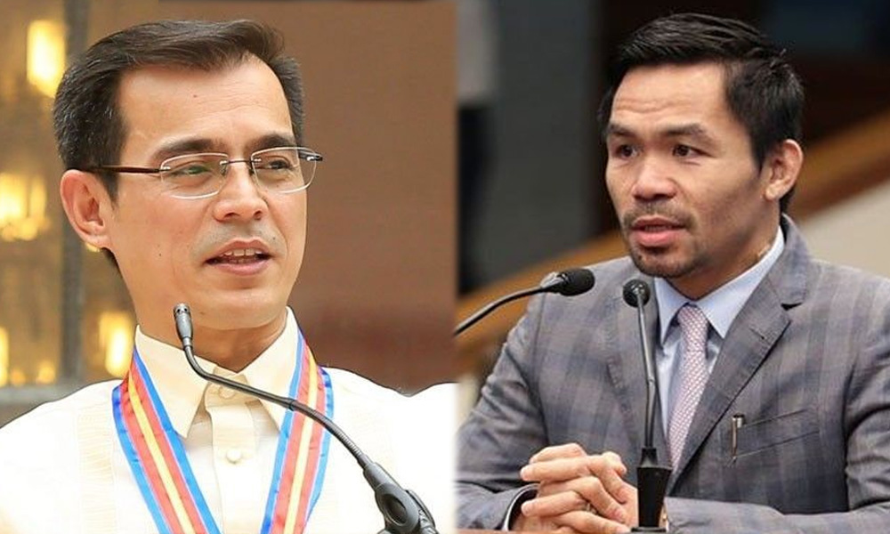 Basta ma-KO si Duterte! VP Leni okay sa Isko-Pacquiao tandem