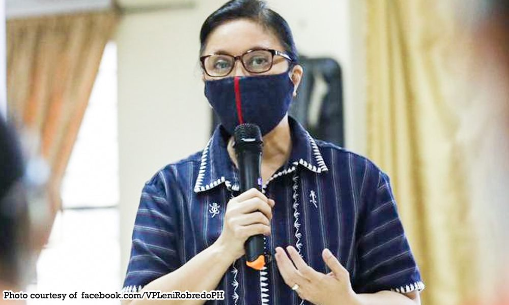 VP Leni: Martires astang private lawyer na