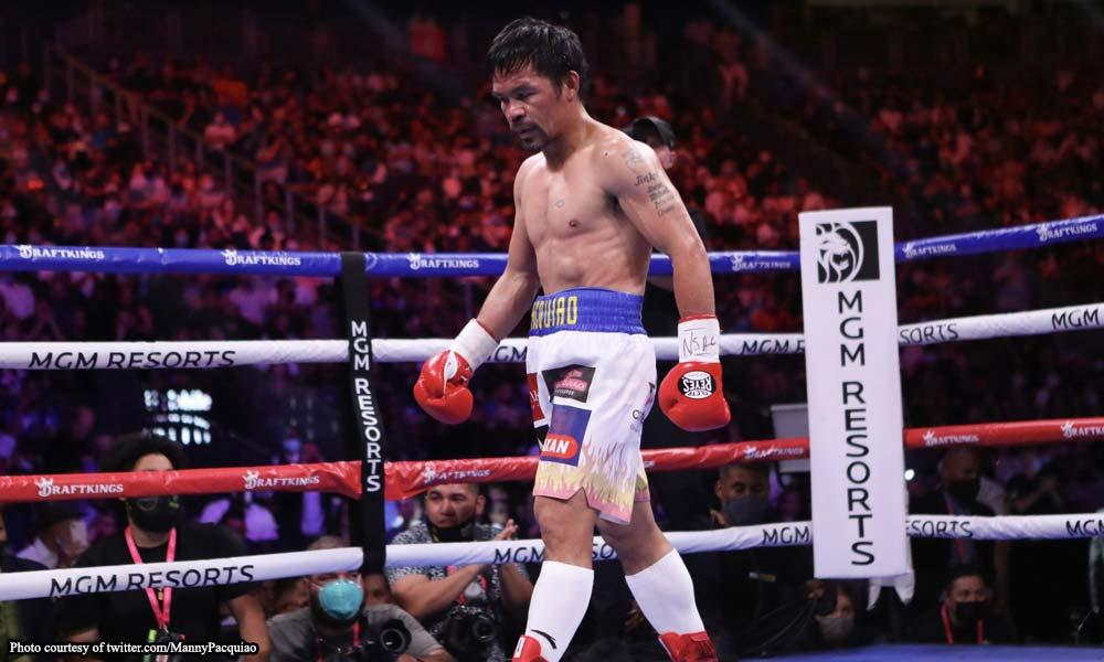 Pacquiao goodbye na sa boksing: 'I heard the final bell'