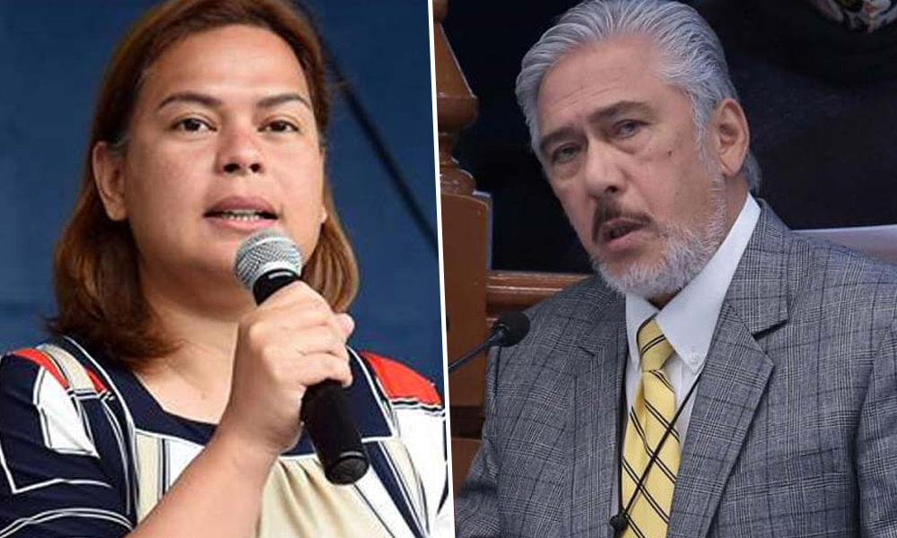 Duterte-Duterte sadsad sa survey! Sara, Tito patok sa 2022