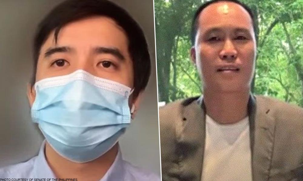 Pharmally exec nagka-COVID, Michael Yang na-high blood