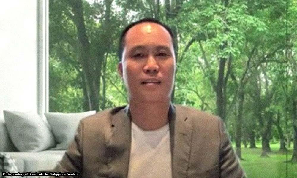 Michael Yang nilinis sa droga ng PDEA