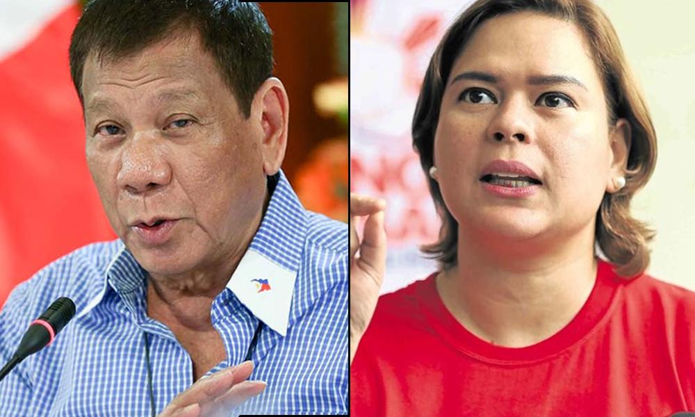 Digong walang exposure sa COVID positive na si Inday Sara