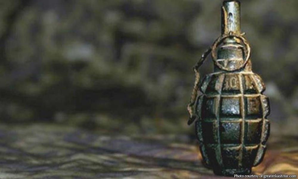 Mag-asawa nagutay sa granada